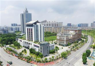 中国建筑工程装饰奖:广西老年大学和广西老干部活动中心