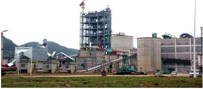 中国安装之星:贵州六矿瑞安水泥熟料生产线及13.5MW余热发电机电安装工程