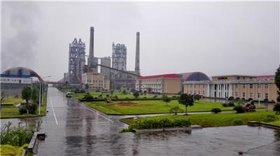 中国安装之星:湖南石门海螺水泥熟料生产线及余热发电工程