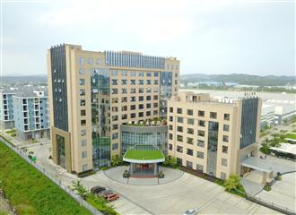 中国建筑工程装饰奖:柳州市沙塘工业园新宇大酒店
