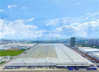 国家优质工程:柳州市东风柳汽20万辆乘用车车身车间