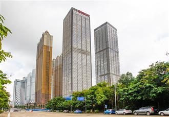中国安装之星:南宁青秀万达广场东3组团消防工程