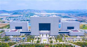 中国安装之星:柳州市柳东新区企业总部大楼暖通空调及给排水安装工程