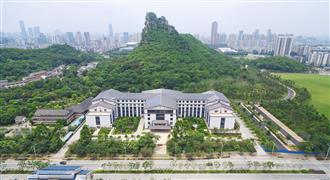 国家优质工程:柳州市老年活动中心及1、2号门卫室工程
